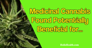 medicinal cannabis beneficial