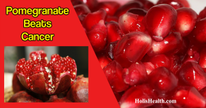 pomegranate cancer killer